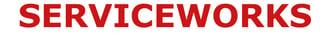 ServiceWorks CDW Logo